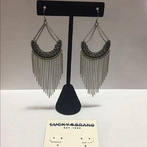 NWT LUCKY BRAND earrings